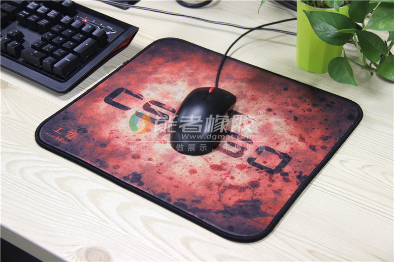 mousepad with calculator,plastic mousepad,advertising mousepad