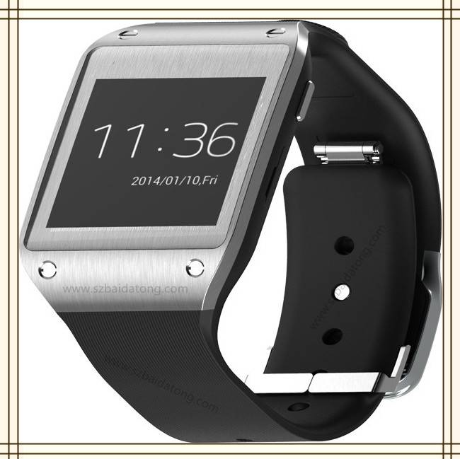 The newest android watch phone/android smart watch GPS Bluetooth Wifi Touchscreen Smart Watch