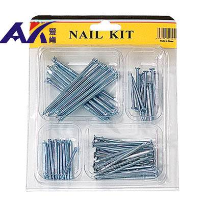 High Quality 73PCS Assorted Nails Kit