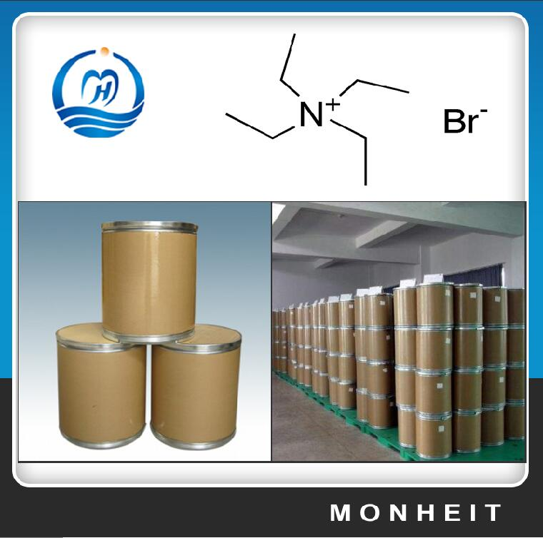 Factory Supply Tetraethylammonium Bromide CAS 71-91-0