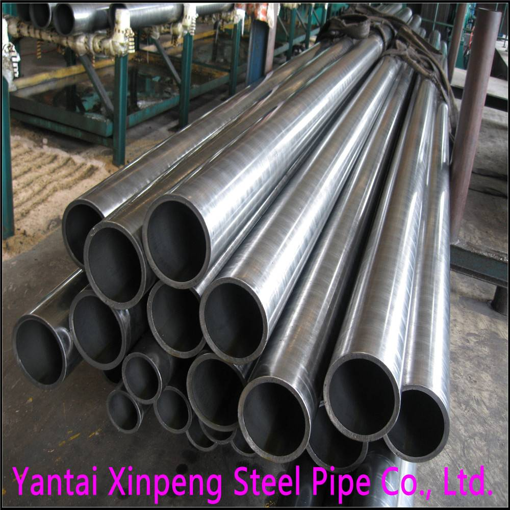 China Better Manufacturer E355 Cold Rolled Steel Tube