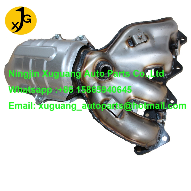 JAC Refine S5 catalytic converter