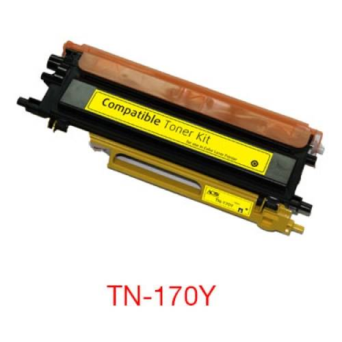 Hot- selling TN-170Y toner cartridge for Brother HL-4040CN/4050CDN/4070 compatible