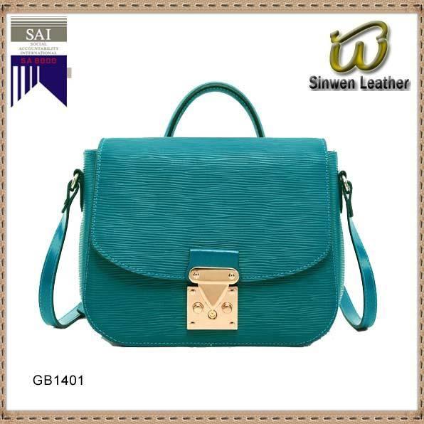 2014 new lady handbag shoulder bag satchel bag