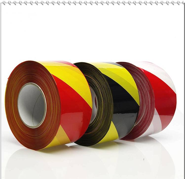 Various Color Reflective Traffic Warning Tape