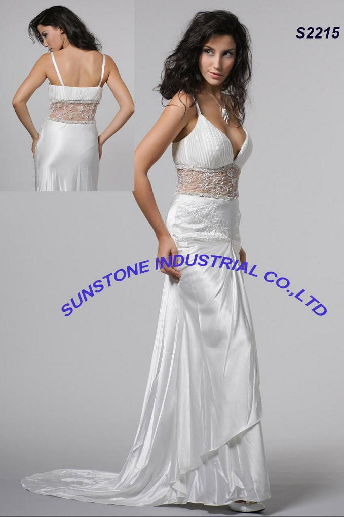 Evening dress S-2215