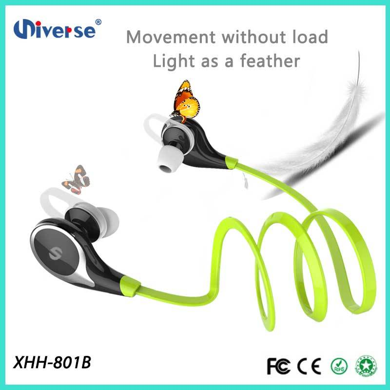 Good quality lightweight wireless stereo headphone bluetooth headset factory wireless earphone