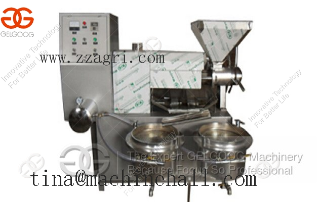 Large Capacity Automatic Oil Press Machine