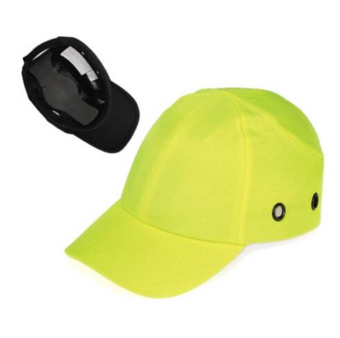 cotton baseball style china factory ABS bump shell safety bump cap