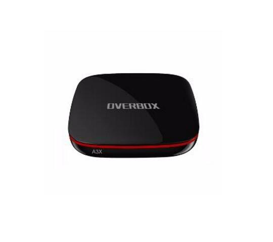 OVERBOX A3X android tv box