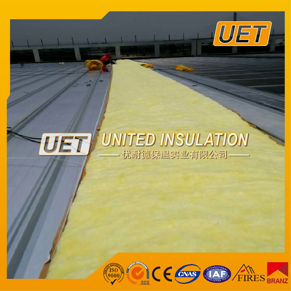 metal building roofing insulation
