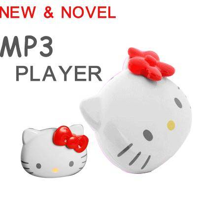 Hello kitty MP3 Player With 2G