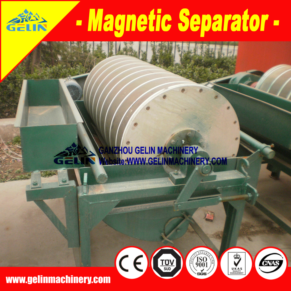 Magnetic iron ore processing equipment-magnetic separator