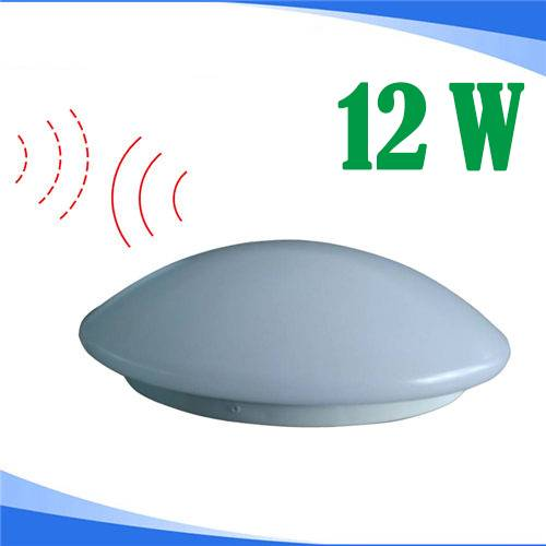 12W Motion Sensor LED Ceiling Light