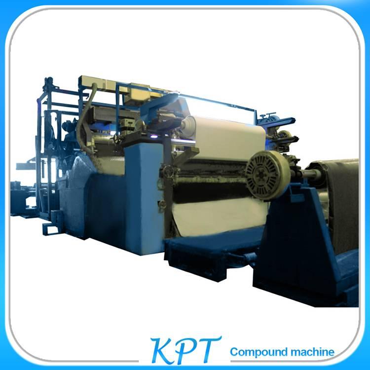 kangpate factory sales waterproof fabric lamination machine