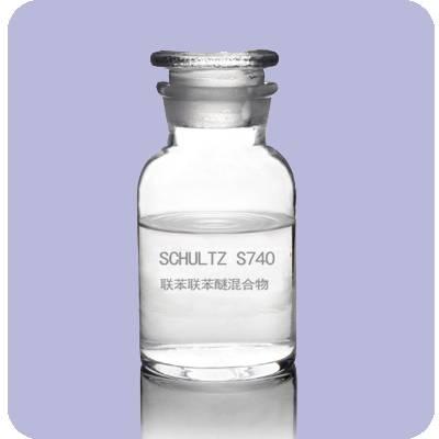 SCHULTZ S740 heat transfer fluid (Biphenyl / Diphenyl Oxide Mixture)