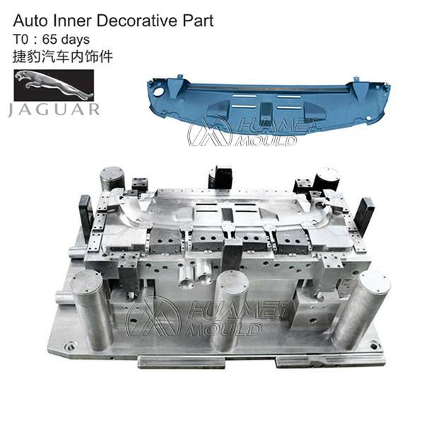 Auto Inner Decorative Part Mould