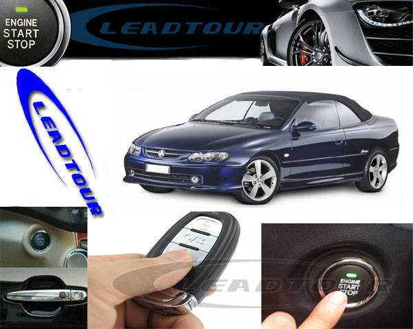 RFID alarm system oem pke alarm engine start stop button for Holden Monaro in Australia AU push smar