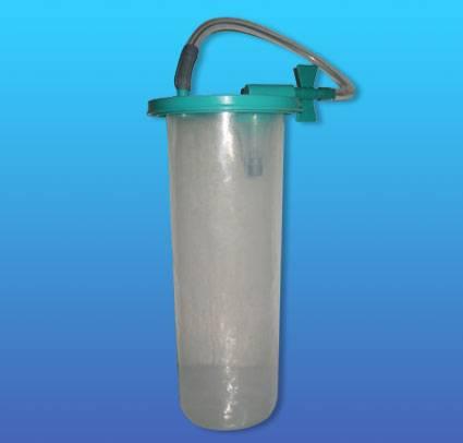 disposable suction bag