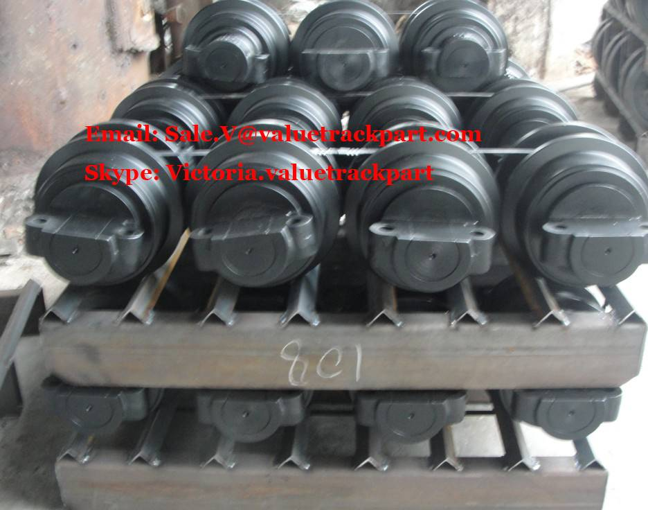 Undercarriage parts Top Roller For KH180-3 Crawler Crane