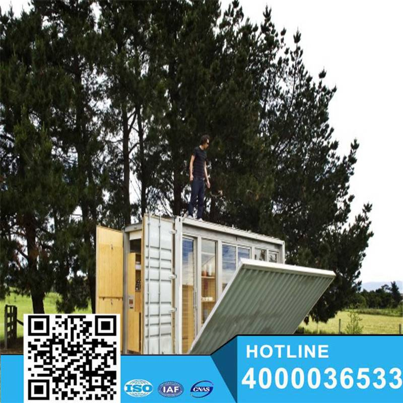 Newly design 20ft container house expandable shelter