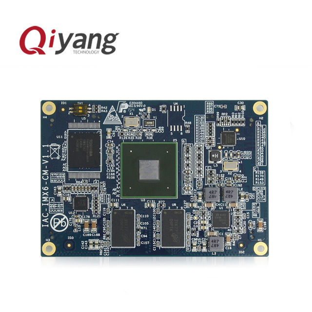 Embedded industrial grade Core board with I.MX6 ARM A9 MCU support Android and Linux