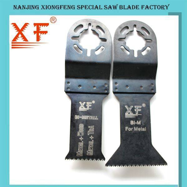 Bi-Metal Oscillating Saw Blade Flush Cut Saw Blade