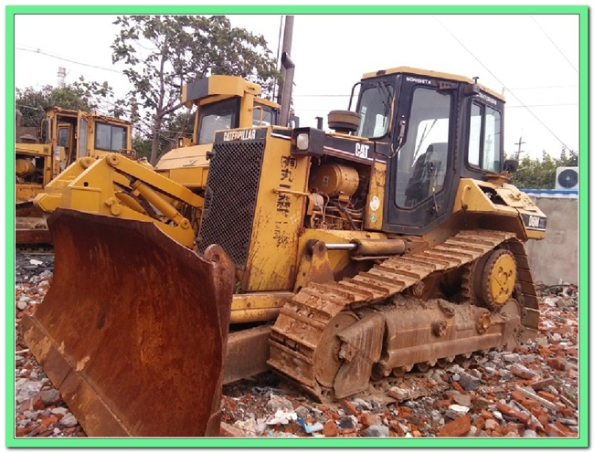 Used CAT D6M Bulldozer