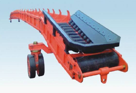 Mobile belt conveyor (DZQ)