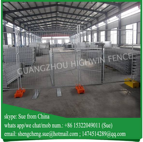 Export Australia Temporary security fencing mobile temporary fence