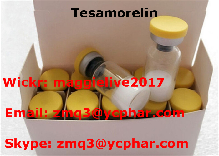 Growth Hormone - Releasing Factor Tesamorelin For Muscle Gaining 218949-48-5