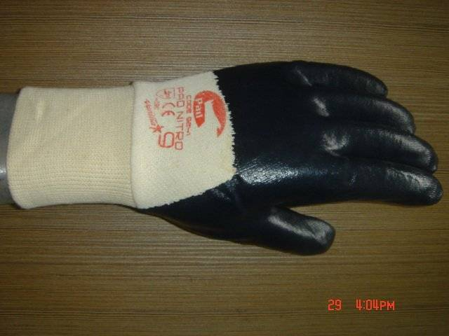 CE industry safety glove