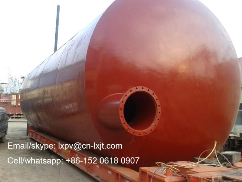 Water storage tank-Pressure vessel-ASME ISO9001 certified factory