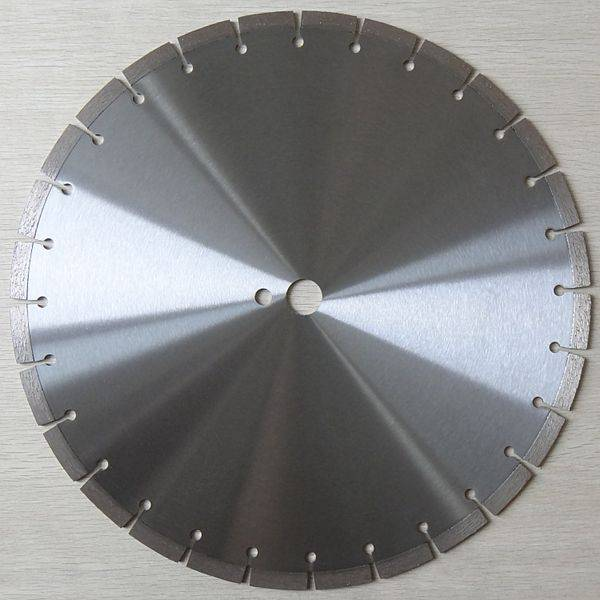 Laser Welded Diamond Saw Blades for Cutting Hard Non-Metallic Material