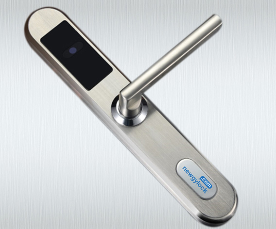 CE Approved ID RF Card Hotel Card Lock For Hotel Office Apartment