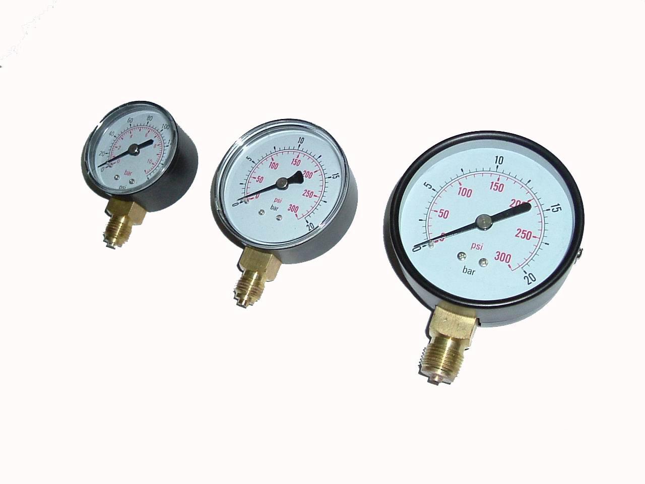Hydraulic Gauge Y11T-5513-0B