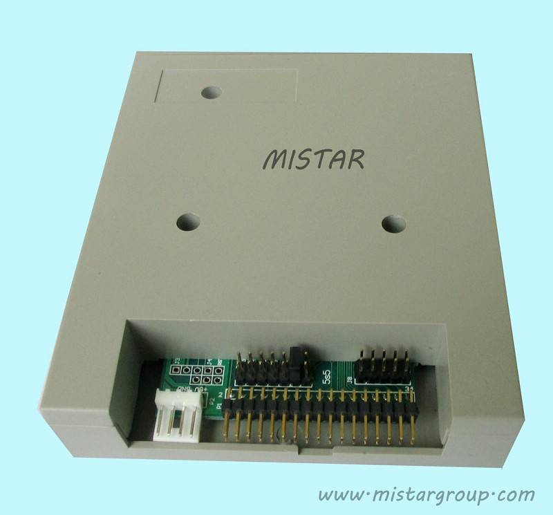 usb  floppy drive emulator for embroidery machine