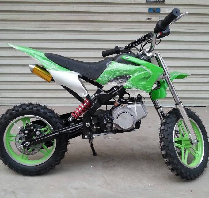 49cc dirt bike with big wheel