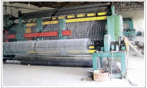 hexegonal wire netting