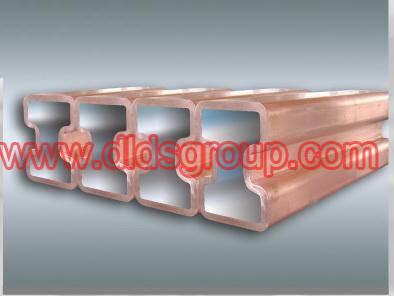 Bloom copper mould tube