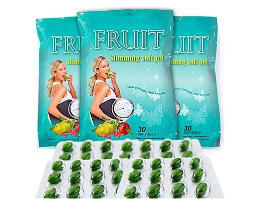 Meizitang fruit slimming softgel