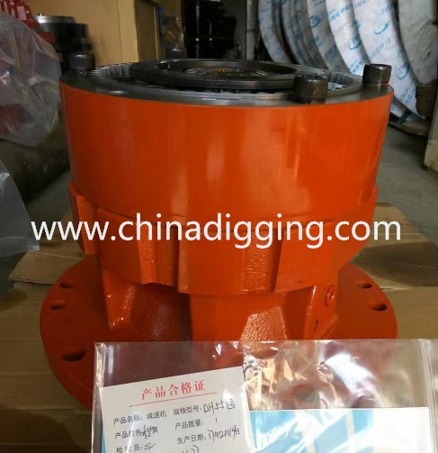 DH55 swing reducer gearbox