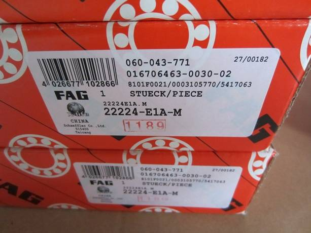 new brand good quality bearings