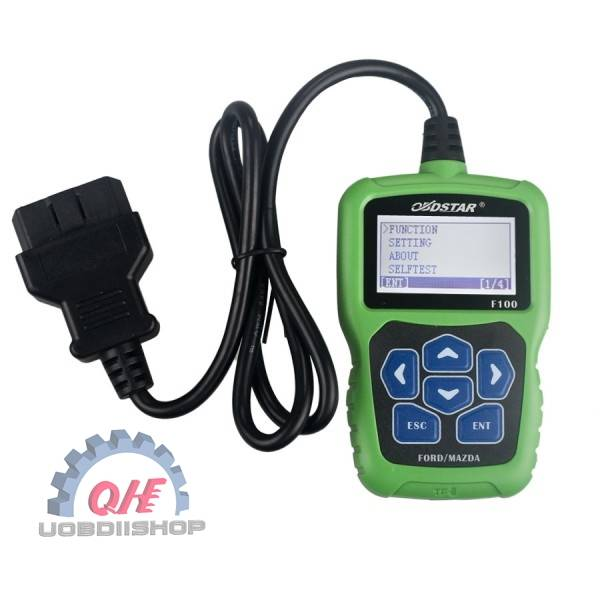 OBDSTAR F100 F-100 Mazda/Ford Auto Key Programmer No Need Pin Code Support New Models and Odometer F