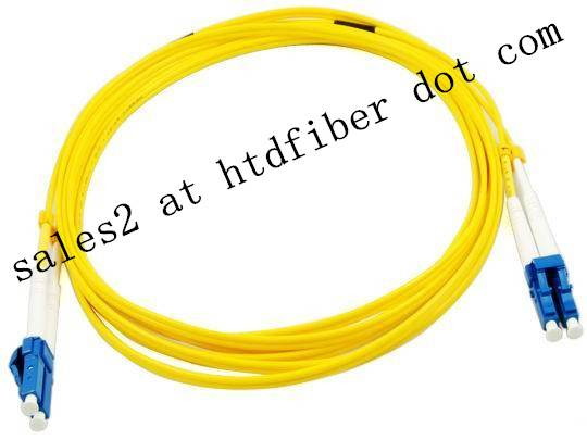 LC/LC Fiber Optic Patch Cord