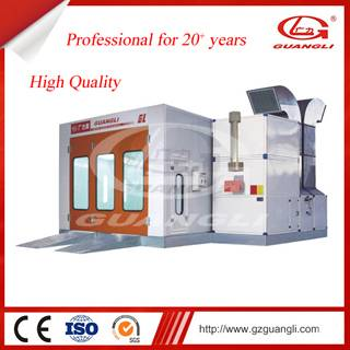 Professional Manufacturer Guangli Brand CE Standard Car Spray Booth