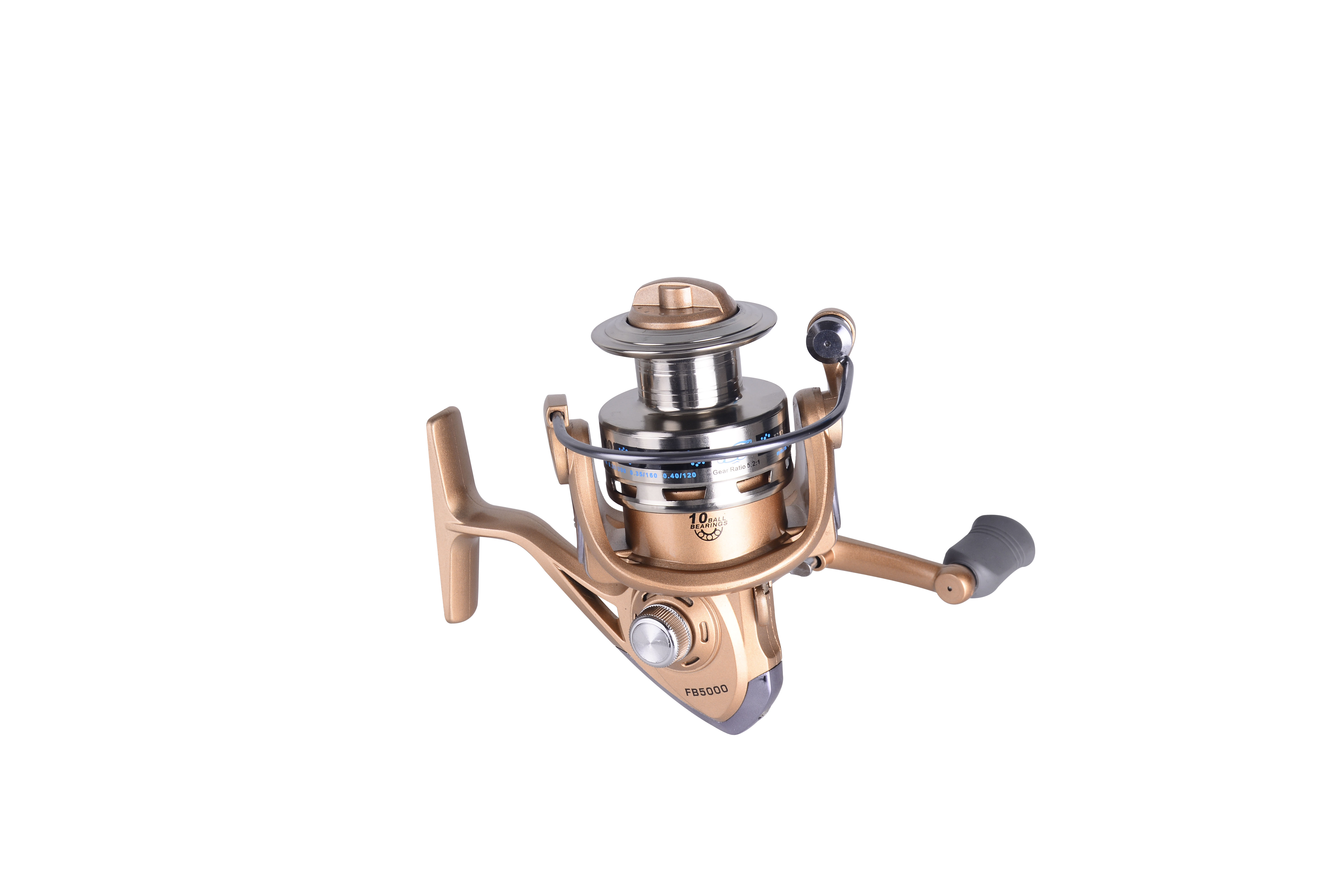 Cheap Hotsell High Strengh FC1000-7000 Spinning Fishing Reel