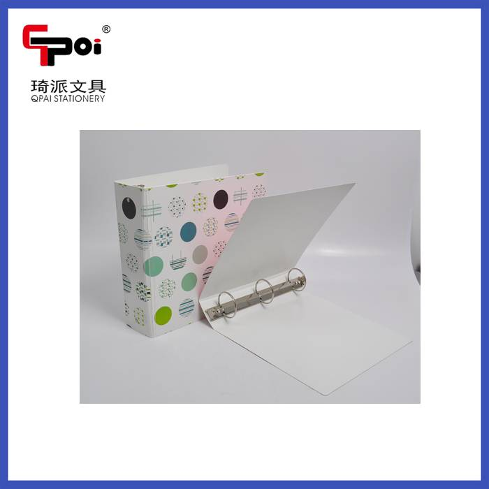 Office Supplier Wholesale Customized File Foler 3 Ring Binders