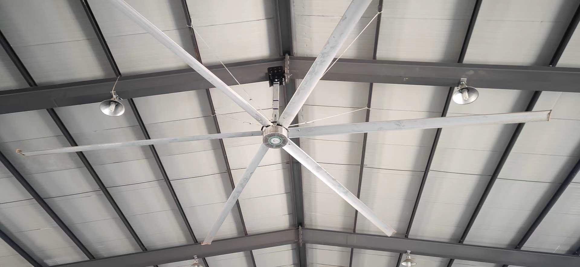 Industrial HVLS Fan