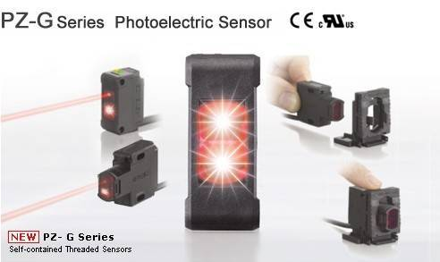 Self-contained Photoelectric Sensors (PZ-G Series)